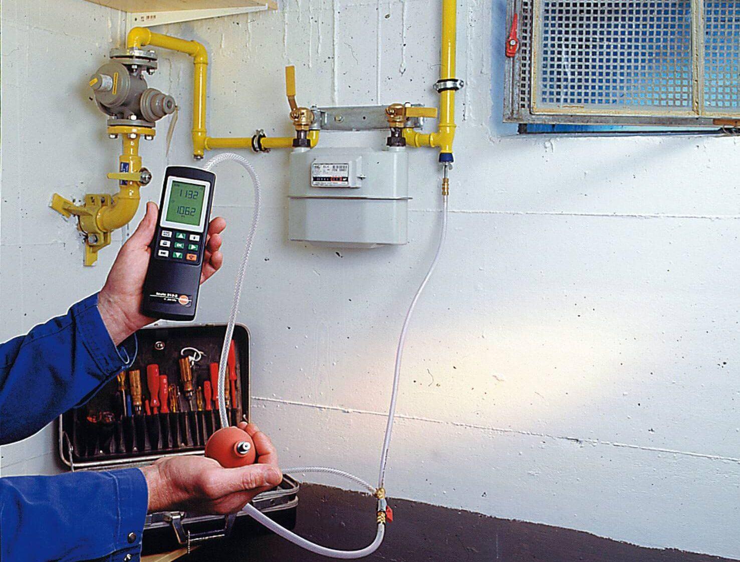 Диагностика газового оборудования в Калининграде